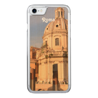 Roman Ruins Carved iPhone 7 Case