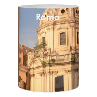 Roman Ruins Flameless Candle