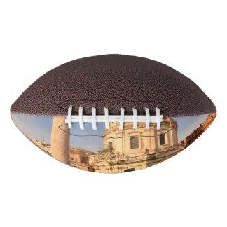 Roman Ruins Football