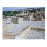 Roman ruins of the port of Emporion Postcards