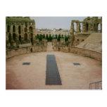 Roman ruins Tunisia Post Cards