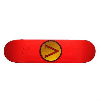 Roman Shield Thrasher Skateboard