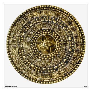 Roman Shield Wall Sticker