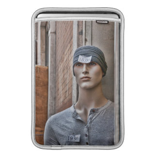 Roman Shopping Bizarre Italian Mannequin MacBook Sleeve