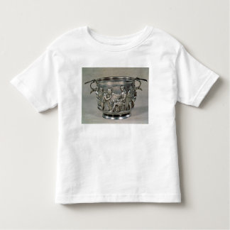 Roman silver-gilt drinking cup t-shirts