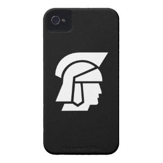 Roman Soldier Pictogram iPhone 4 Case