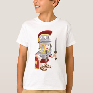 Roman Soldier with Sword T-Shirt