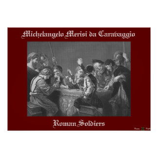 ROMAN SOLDIERS POSTER