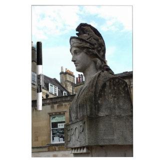 Roman Spa, Bath, England Dry-Erase Board