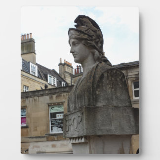 Roman Spa, Bath, England Plaque