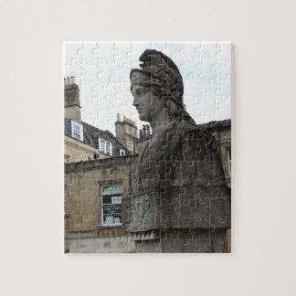 Roman Spa, Bath, England Puzzles