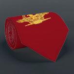 "Roman SPQR Eagle Tie<br><div class=""desc"">From a hand painted design to your favorite items.</div>"