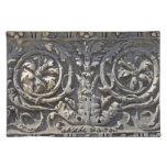 Roman stone place mats