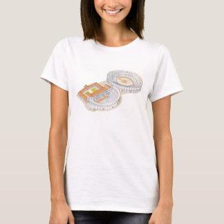 Roman theatre and amphitheatre. Reconstruction. T-Shirt