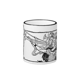 Roman Trumpeters Coffee Mug