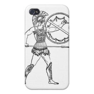 """""""Roman Warrior"""" Speck Case"""
