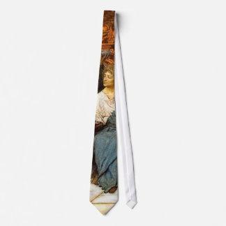 Roman Wine Taster 1861 Tie