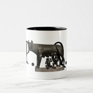 Roman Wolf Mug