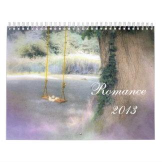 Romance, 2013 calendar