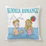 Romance 2 del verano cojines