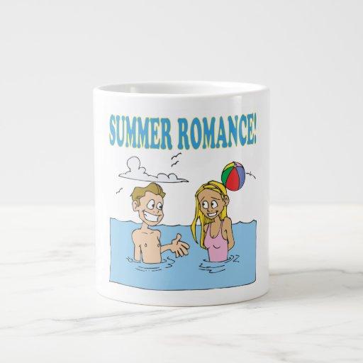 Romance 2 del verano tazas extra grande