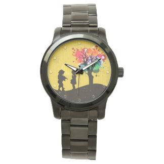 Romance, alegría, naturaleza y el reloj de las