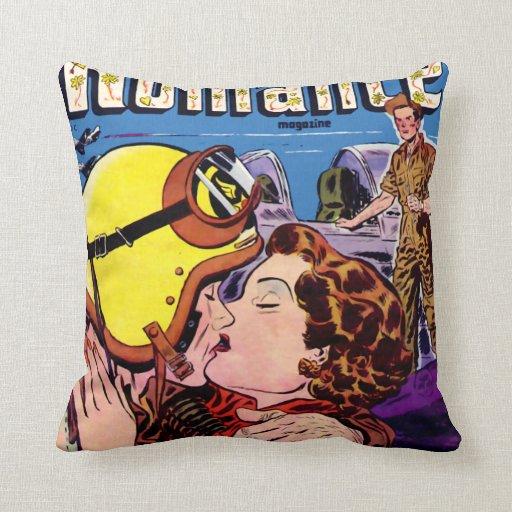 Romance and a Pilot Pillow