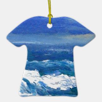 Romance arte del océano - mar del océano de Cricke Adorno Para Reyes