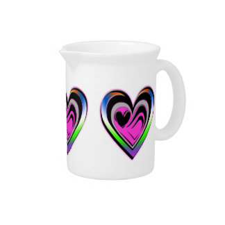 Romance Beverage Pitcher