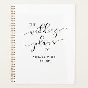 Romance Blush Wedding Planner