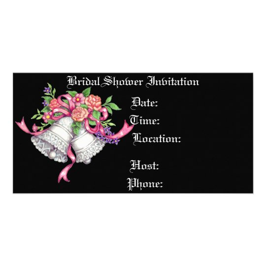 Romance - Bridal Shower Invitation