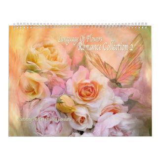 Romance Collection 2 Art Calendar 2016
