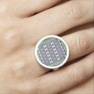 Romance Crystal Jewel love FUN BUDDY nvn575 Dating Photo Ring