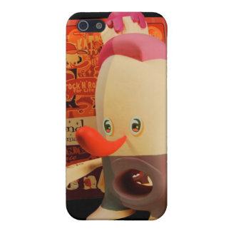 romance de iPhone4-Frenchy iPhone 5 Funda