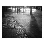 Romance de la noche - Central Park del este - New  Arte Fotografico