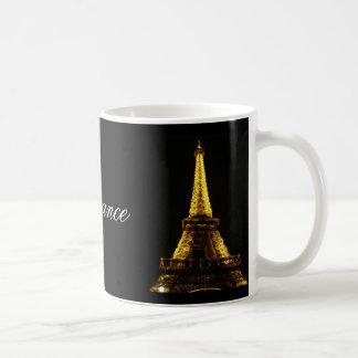 Romance de París Taza Clásica
