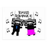 Romance de radio postal