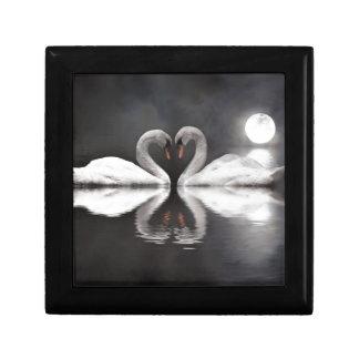 Romance del cisne cajas de regalo