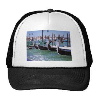Romance del italiano del ~ de los barcos de la gón gorros bordados