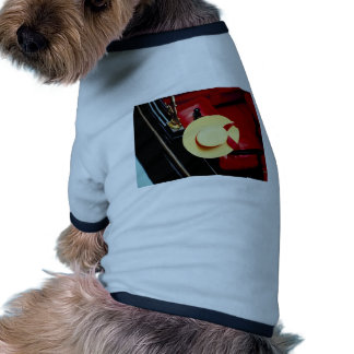 Romance del italiano del ~ del gorra de los gondol camisas de mascota