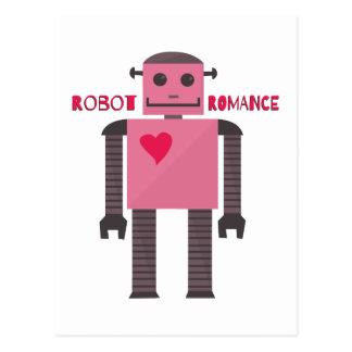 Romance del robot postal