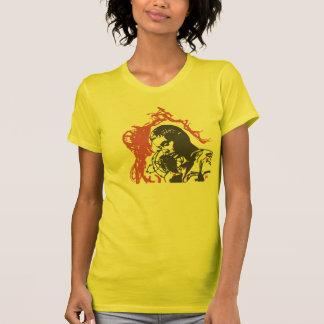 romance del switchblade camiseta