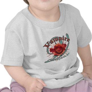 Romance del vampiro camiseta