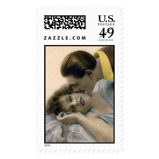 Romance del vintage - sello