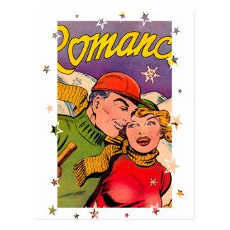 Romance en las cuestas tarjetas postales
