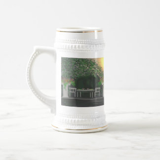 Romance Garden Stien Beer Stein