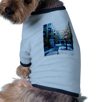 Romance in Chicago by Rossouw Doggie Tee