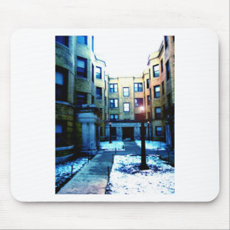 Romance in Chicago by Rossouw Mousepad