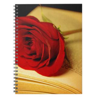 Romance in Literature Notebook