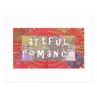 Romance ingenioso - merece una ocasión postales